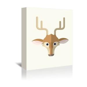 Obraz na plátně Deer od Christiana Jacksona