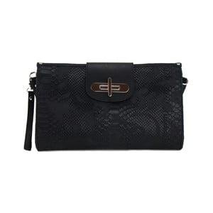 Černá kabelka z pravé kůže GIANRO' Evolve