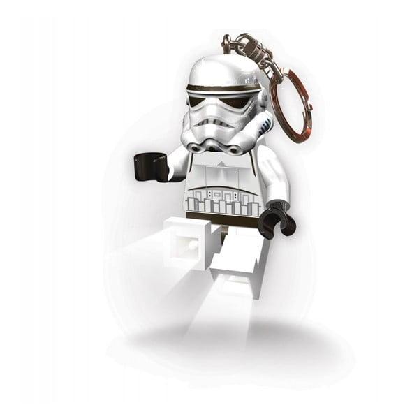 Svítící klíčenka LEGO® Stormtrooper