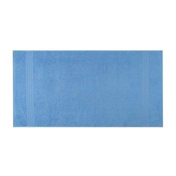 Prosop din bumbac pur Sky, 50 x 90 cm, albastru de la Hobby