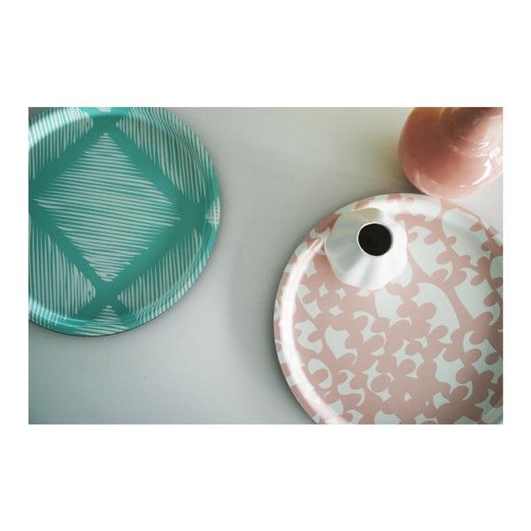 Tác Pattern Candygreen