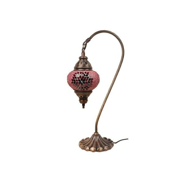 Skleněná lampa Fishing XIII, 13 cm
