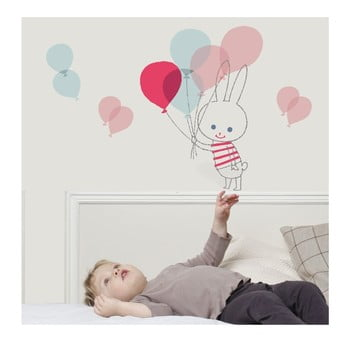 Autocolant Art For Kids Balloon Rabbit