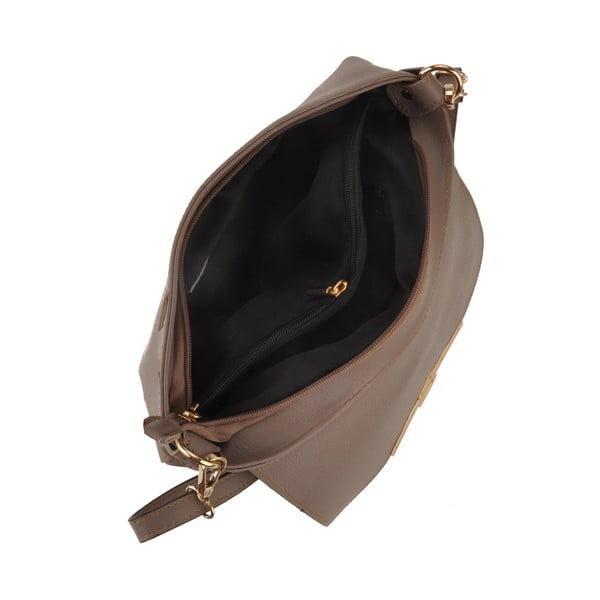 Kožená kabelka Mira Rome