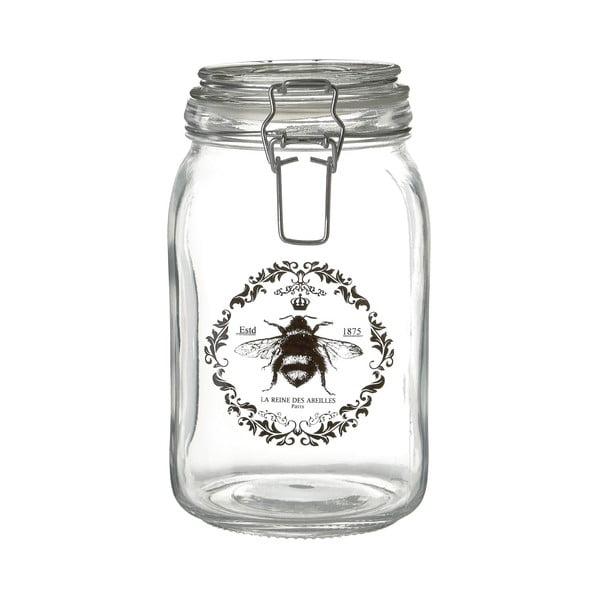 Szklany słoik Premier Housewares Queen Bee, 1700ml