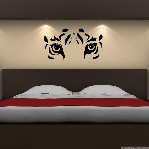 Samolepka Ambiance Tiger Eyes, 30x55 cm