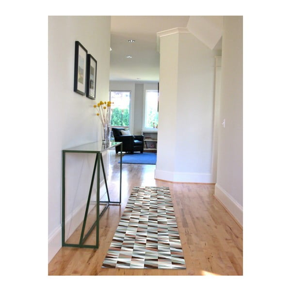 Covor Floorita Cowhide Multi, 60 x 115 cm