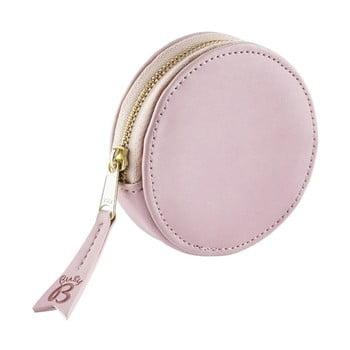 Pușculiță pentru monede și chei Busy B, roz de la Busy B
