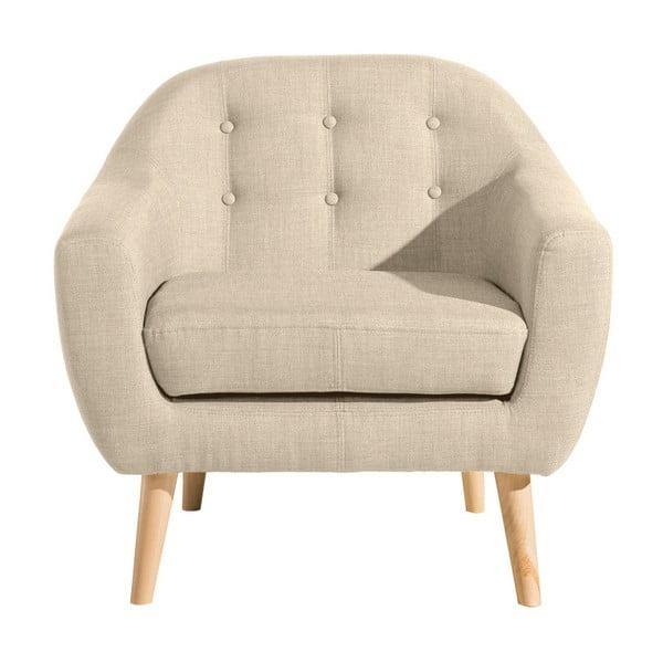 Kelly bézs színű fotel - Max Winzer