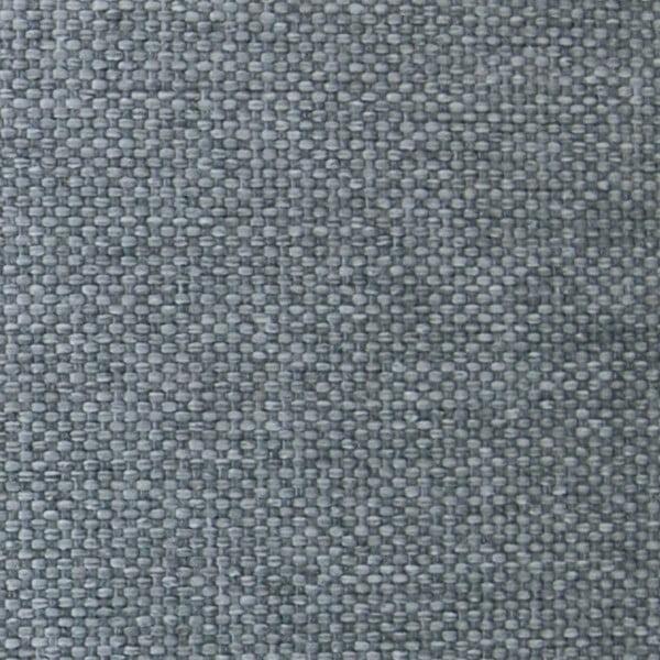 Trojmístná pohovka Miura Musa, šedý textilní potah