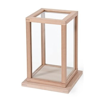 Cutie/vitrină din lemn Wireworks Treasure Trove, M imagine
