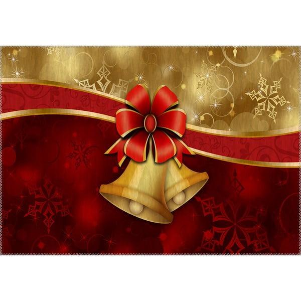 Christmas Period Rings szőnyeg, 50 x 80 cm - Vitaus
