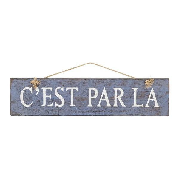 Nástěnná dekorace Cest Par La