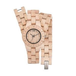 Dámské dřevěné hodinky Venus Beige
