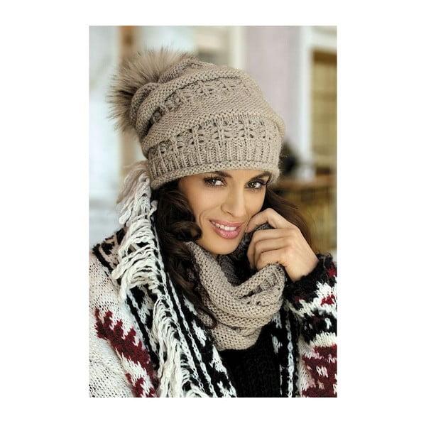 Čepice Liana Grey