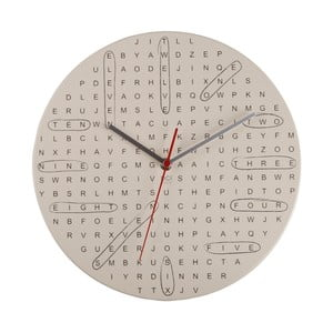 Hodiny Word Search