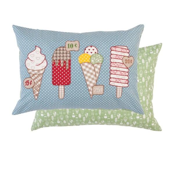 Polštář Ice Cream, 30x50 cm