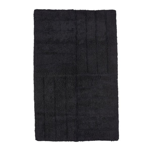 Covoraș de baie Zone Classic, 50 x 80 cm, negru