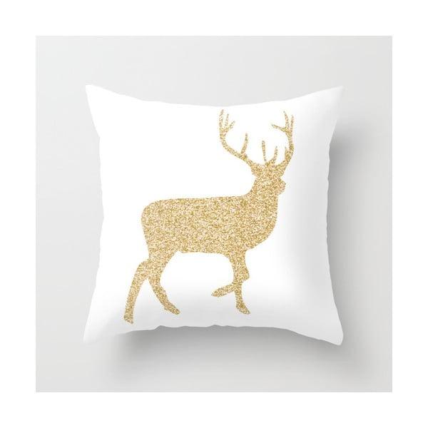 Povlak na polštář Deer I, 45x45 cm