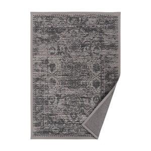 Covor reversibil Narma Palmse, 140 x 200 cm, gri bej