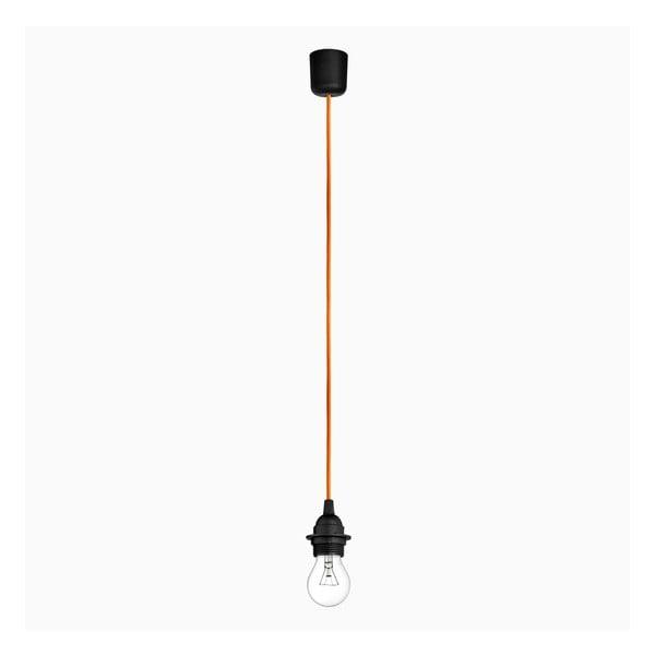 Závěsný kabel Uno+, oranžový/černý