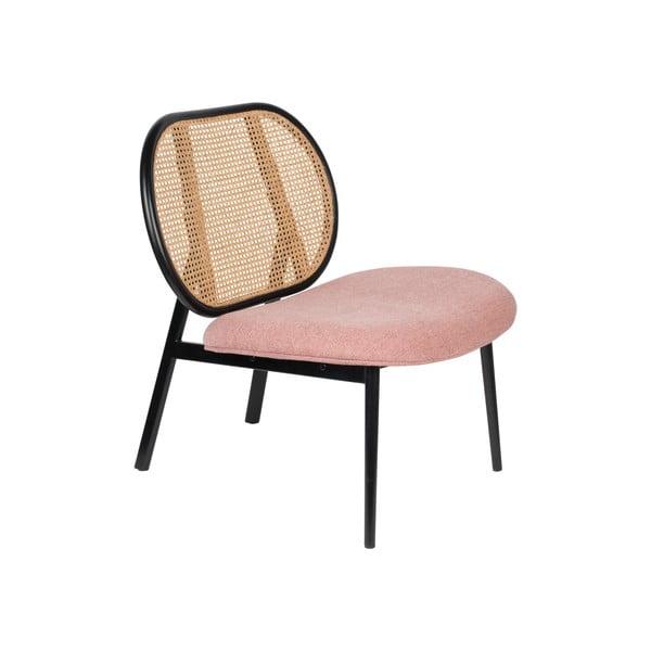 Spike rózsaszín-barna szék - Zuiver
