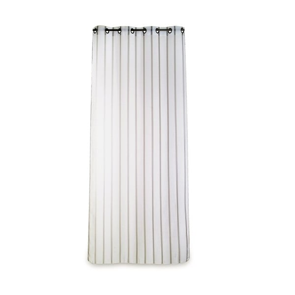 Závěs Luria Grey, 135x270 cm