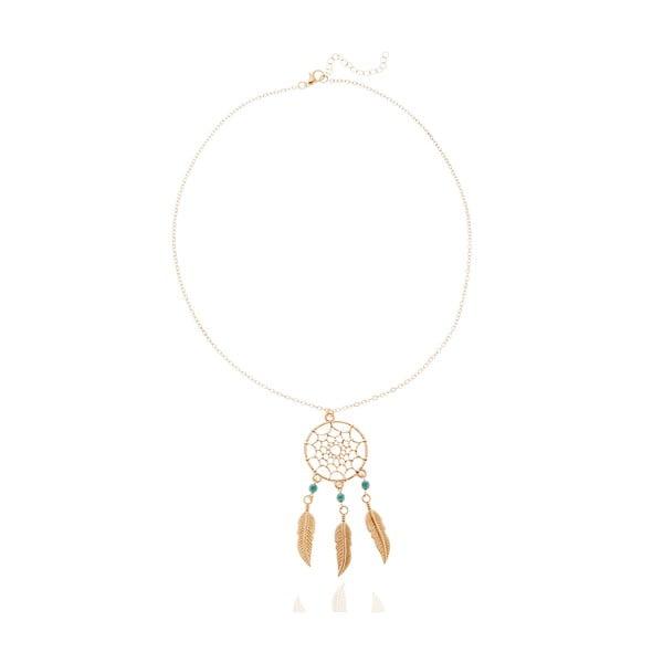 Dámský náhrdelník ve zlaté barvě NOMA Deborah