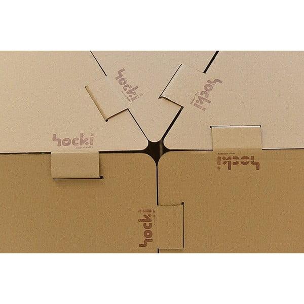 Papírová Hocki Raketa