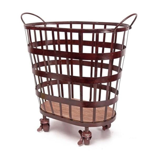 Košík na kolečkách Antic Chalet