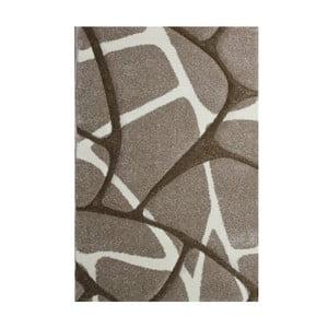 Krémový koberec Tomasucci Shrub, 140x190cm