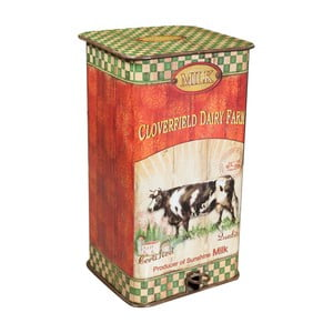 Coș de gunoi cu pedală Biscottini Vache