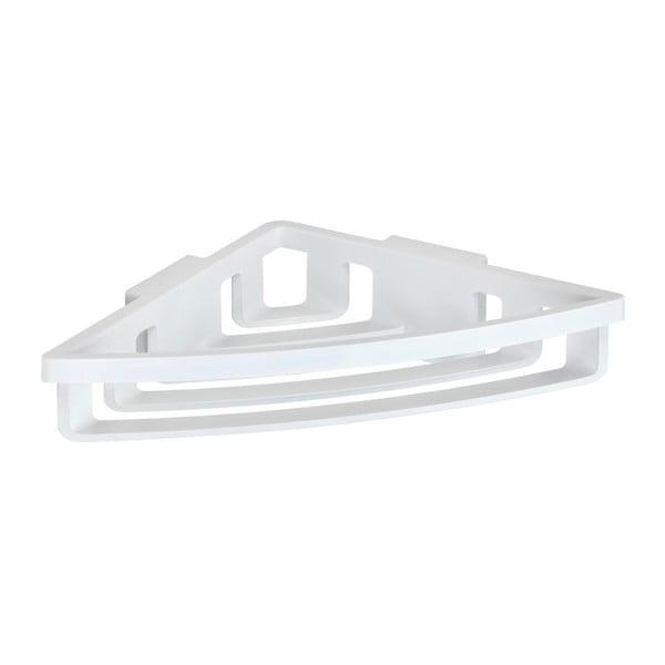 Bralia fehér falra szerelhető fürdőszobai sarokpolc - Wenko