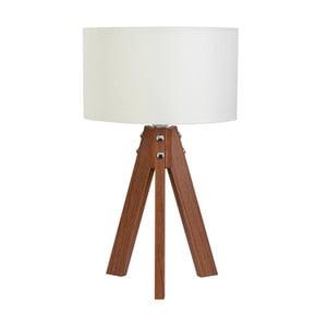 Stolní lampa s dřevěnými nohami Masivworks Tripod