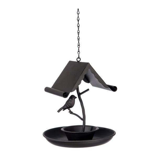 Závěsná ptačí budka Feeder, 21x21x5 cm