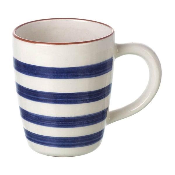 Keramický hrnek Parlane Blue Stripe