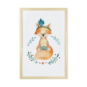 Obraz Tanuki Fox, 60 x 40 cm