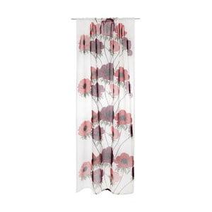Závěs Nappisilma Flowers, 140x240 cm