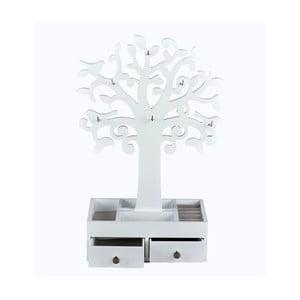 Dřevěný stojan na šperky Rozkvetlý strom