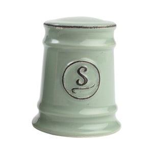 Zelená keramická slánka T&G Woodware Pride Of Place