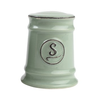 Solniță ceramică T&G Woodware Pride of Place, verde