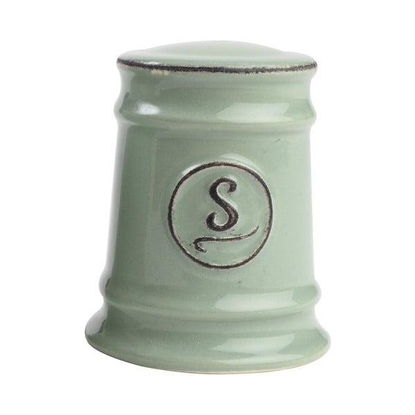 Zielona solniczka ceramiczna T&G Woodware Pride Of Place