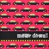 Zápisník Jalebi Meter Down, A5