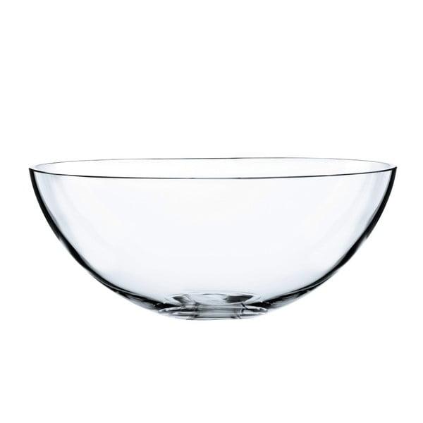 Miska ze szkła kryształowego Nachtmann Vivendi A La Carte, ⌀ 30 cm