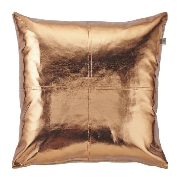 Polštář Lanaria Copper, 45x45 cm