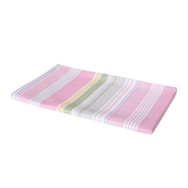 Missy rózsaszín csíkos asztali futó, 40 x 140 cm - Apolena