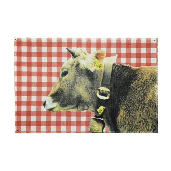 Předložka Alpine Cow 75x50 cm