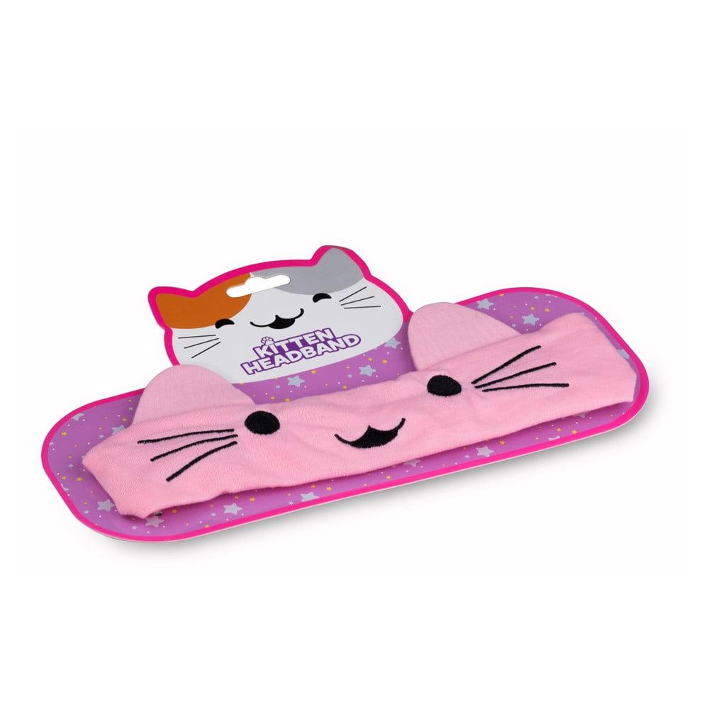 Čelenka na vlasy s motivem kočky Tri-Coastal Design Kitty  27ce3a87f1