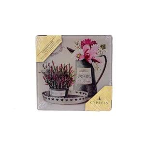 Skleněné prkénko Ego dekor Flowers