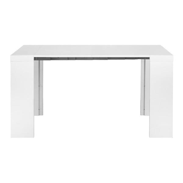 Rozkladací jedálenský stôl z bukového dreva Artemob Jandy